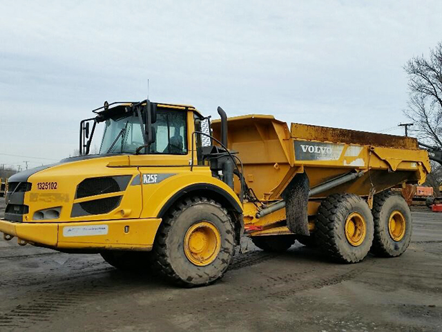 Volvo A25F Off-Highway Truck
